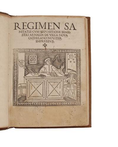 Regimen sanitatis Salernitanum.