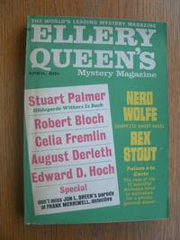 image of Ellery Queen's Mystery Magazine April 1968