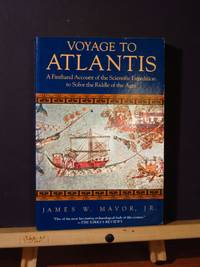 image of Voyage to Atlantis: A Firsthand Account of the Scientific Expedition to Solve the Riddle of the Ages