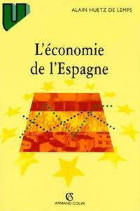 L'économie de l'Espagne  3e édition