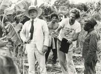 image of Fitzcarraldo (Original photograph from the set of the 1982 film)