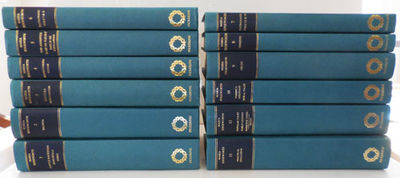 London: Pickering and Chatto, 2003. First edition thus. Cloth. Very Good. Twelve uniform clothbound ...