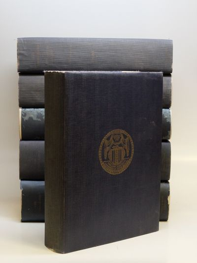 New York: Robert H. Dodd, 1915. Limited. hardcover. near fine. Copious plates and facsimiles, many f...