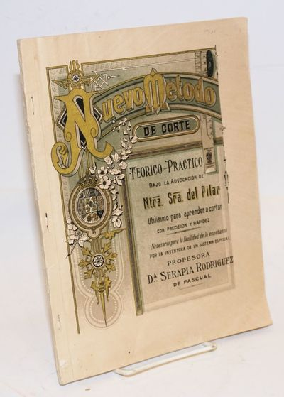 Zaragoza: Tipografia de G. Casafial for the author, 1922. Paperback. 26 , 20p., paperbound in 11x8 i...