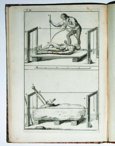 Florence: Tipografia della Società Letteraria, 1802. Rare first edition of this illustrated treatis...