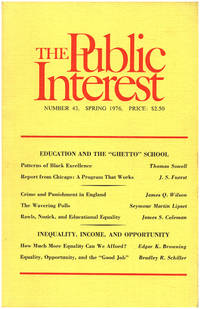 The Public Interest (Number 43, Spring 1976)