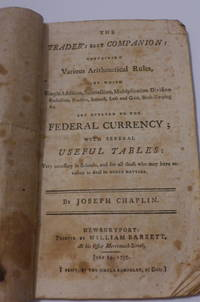 The Trader's Best Companion: Containing Various Arithmetical Rules,