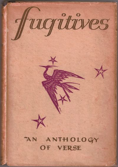 N. Y.: Harcourt Brace & Co, (1928). First edition of this seminal literary anthology, which includes...