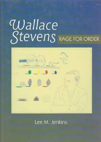 image of Wallace Stevens Rage for Order