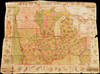 View Image 1 of 4 for 1849 POCKET TRAVEL MAP --