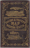 View Image 2 of 4 for 1849 POCKET TRAVEL MAP --