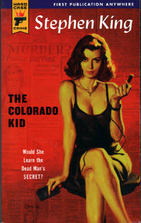 The Colorado Kid by  Stephen King - Paperback - 1st Edition - 2005 - from citynightsbooks (SKU: 15523)