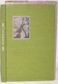 Los Angeles: Ward Ritchie Press, 1970. green cloth with tipped paper illustration on cover, slipcase...