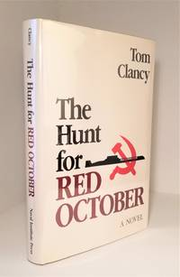 The Hunt for Red October {TRUE FIRST, SIGNED on Special Book Plate}