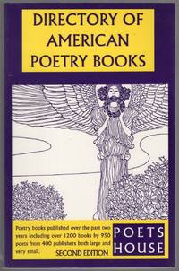 Directory of American Poetry Books