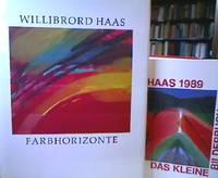 Farbhorizonte. Mit Texten v. A. Stepken, J. Beckelmann ... Und einem Werkverzeichnis der...
