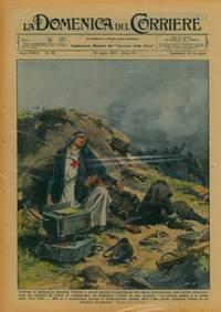A Intra, un caprone assale un passante che, con un solo pugno tra le corna, lo atterra.