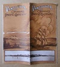 Vancouver Canada's Pacific Gateway.