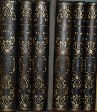 AN IMPORTANT COLLECTION OF 7 VOLUMES ON THE TRIAL AT THE VENDOME; as well as diverse items relating to the trial of Gracchus Babeuf, Jean-Baptiste Drouet, and others by  Gracchus BABEUF - 1797 - from Second Life Books Inc (SKU: 54622)