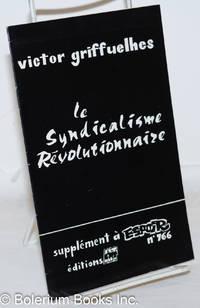 image of Le Syndicalisme Révolutionnaire