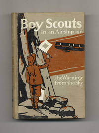 image of Boy Scouts in an Airship: or the Warning from the Sky