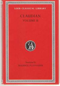 Claudian  Volume II