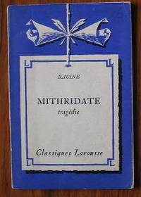 Mithridate: tragédie