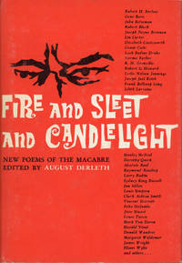 FIRE AND SLEET AND CANDLELIGHT: NEW POEMS OF THE MACABRE