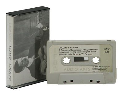 London: Audio Arts (Eo Epso Ltd.), 1974. First Edition. Cassette in case with folded J-card. Vol. 1 ...