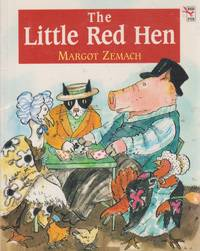 image of The Little Red Hen: AN OLD STORY