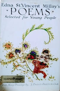 image of Edna St. Vincent Millay's Poems Selected for Young People