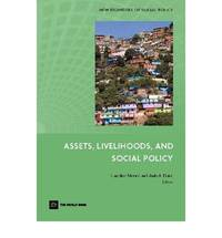 Assets, livelihoods and social policy (New frontiers of social policy series) by World Bank - Paperback - 2008 - from Bookbarn (SKU: 1920343)