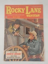 Rocky Lane Western No. 12