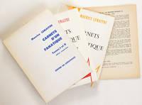 Carnets d'un fanatique, tomes I et II. Edition augmentée.