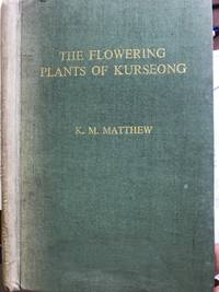 image of An Enumeration of The Flowering Plants of Kurseong Darjeeling District West Bengal India