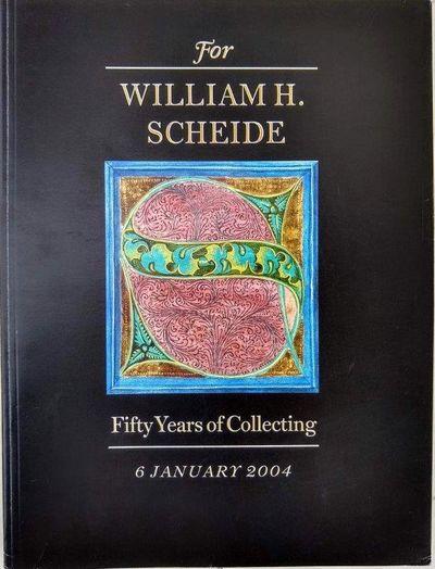 Princeton, NJ:: Princeton University Library, 2004., 2004. Small 4to. viii, 90, pp. Frontis., color ...
