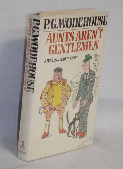 London; (1974): Barrie & Jenkins. First Edition. Octavo. First printing. 176pp. A Jeeves and Bertie ...