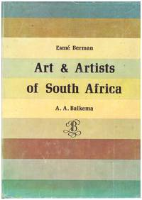 image of ART AND ARTISTS OF SOUTH AFRICA