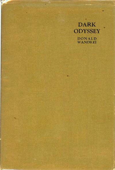 St. Paul: Webb Publishing Co., 1931. Octavo, pp. 11-47 , five illustrations by Howard Wandrei, origi...
