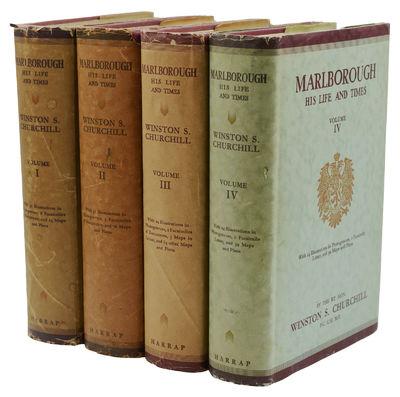 London: George G. Harrap & Co. Ltd, 1934. First Edition. Very Good/Very Good. 1934-1938. 4 Volumes. ...