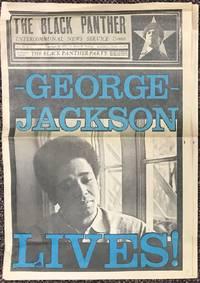 The Black Panther Intercommunal News Service vol. VII, no. 1, Saturday, August 28, 1972. George Jackson Lives!