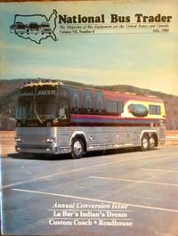 National Bus Trader, Vol. VII, Number 8, July 1984