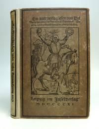 """Ein kurzweilig Lesen von Dyl Ulenspiegel, geboren aus dem Lande zu Braunschweig. Wie er sein Leben vollbracht hat. xcvi seiner Geschichten.""""t"""