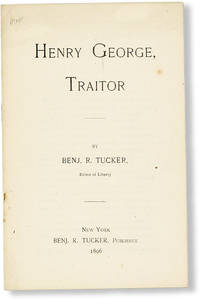 image of Henry George, Traitor