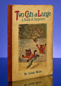 Two Cats At Large