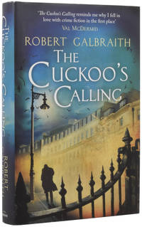 image of The Cuckoo's Calling, The Silkworm, Career of Evil and Lethal White