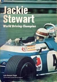 image of Jackie Stewart, World Driving Champion