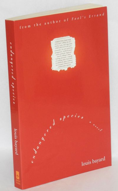Los Angeles: Alyson Books, 2001. Paperback. 265p., very good first edition trade paperback in red wr...