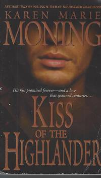 image of Kiss of the Highlander (The Highlander Series, Book 4)