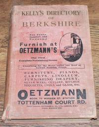 Kelly's Directory of Berkshire 1924
